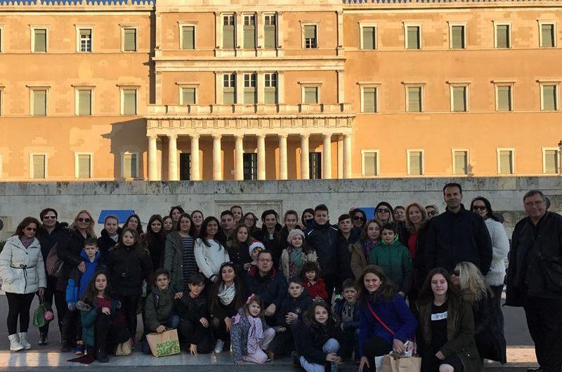 Ενθουσίασε στην Αθήνα ο Μουσικός Σύλλογος Ελασσόνας