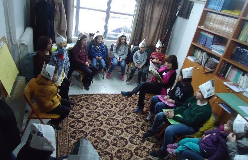 Στο 2ο Δημοτικό Σχολείο Ελασσόνας η Ομάδα Φιλαναγνωσίας «Πάμε Βιβλιοθήκη»