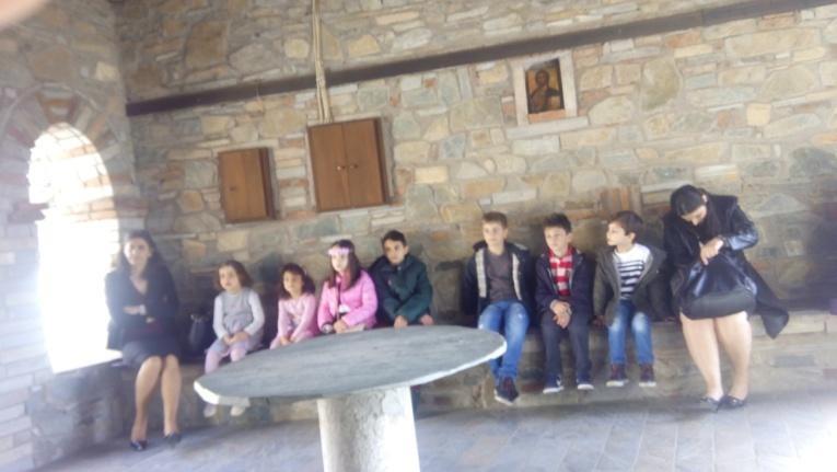 Στη Μονή Ολυμπιώτισσας το «Πάμε Βιβλιοθήκη» στην Ελασσόνα