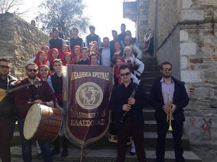 Πάντα κοντά στην παράδοση… ο βουλευτής Γ. Κατσιαντώνης