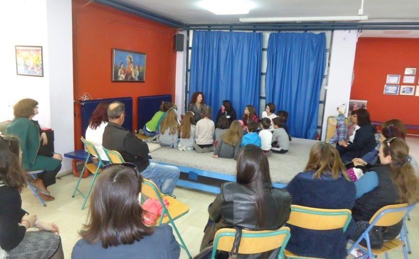 Στο 3ο Δημοτικό Σχολείο Ελασσόνας το «Πάμε Βιβλιοθήκη»
