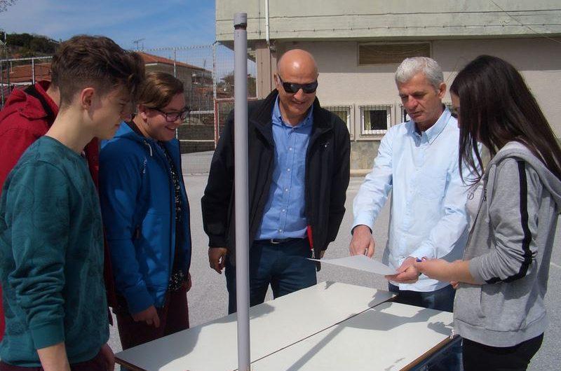 Μαθητές της Κρανέας Ελασσόνας μέτρησαν την ακτίνα της γης