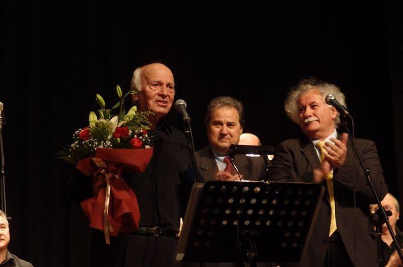 Το Δίκτυο Περραιβία τίμησε το σπουδαίο ερμηνευτή Πάνο Κόκκινο στο Βόλο
