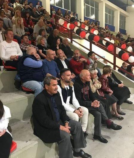 Στο Πανελλήνιο Πρωτάθλημα Βόλεϊ Νεανίδων στην Ελασσόνα ο Γιώργος Κατσιαντώνης