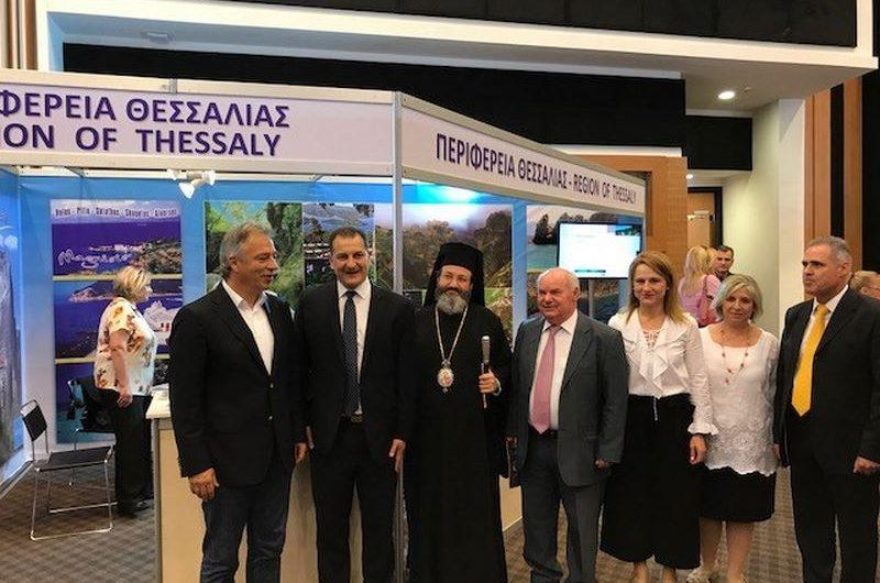 """Στην 20η έκθεση """"ΤΑΞΙΔΙ 2017"""" στην Λευκωσία η Περιφέρεια Θεσσαλίας"""