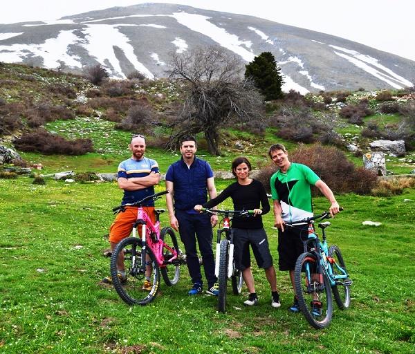 Στην προσέλκυση επισκεπτών για ποδηλατικό τουρισμό στοχεύει η Περιφέρεια Θεσσαλίας