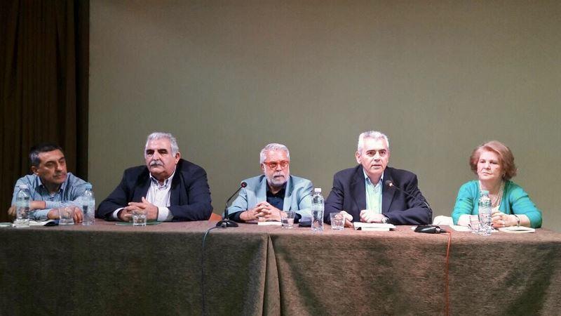 Χαρακόπουλος: «Ο αγώνας για τη μνήμη όρος επιβίωσης του ελληνισμού»