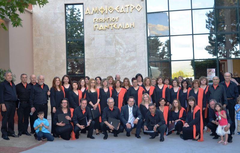 """Θερμό χειροκρότημα στη χορωδία """"musicArte"""" Μουσικού Συλλόγου Ελασσόνας"""