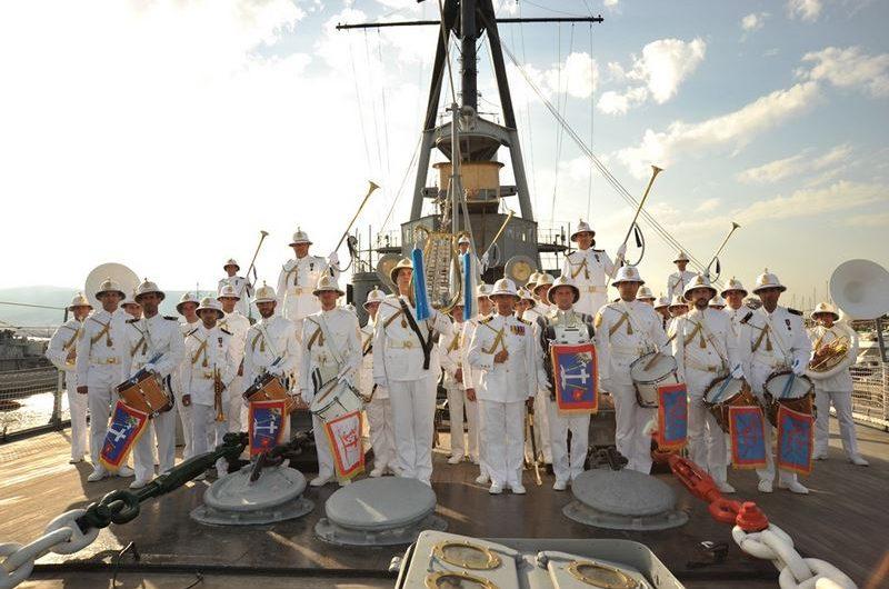 Συναυλία από τη Μπάντα του Πολεμικού Ναυτικού στην Ελασσόνα
