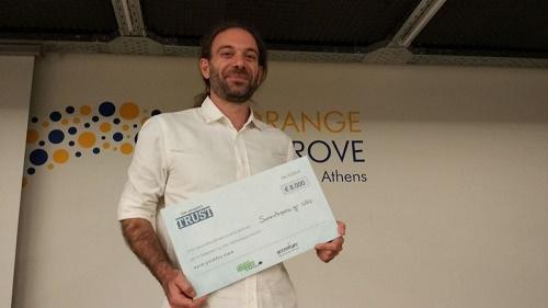 Το Sarantaporo.gr αξιοποιεί βραβείο από την «The People's Trust»