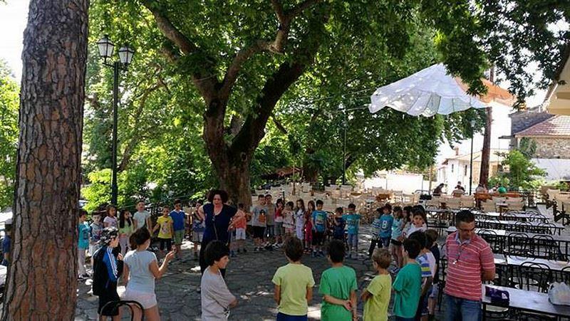Περιβαλλοντικές Δράσεις του ΚΠΕ Κισσάβου – Ελασσόνας για την Παγκόσμια Ημέρα Περιβάλλοντος