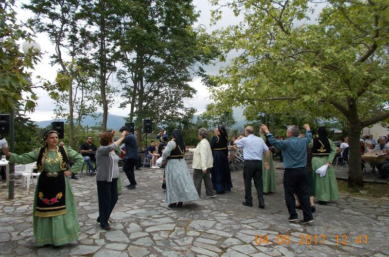 Πανηγυρική εκδήλωση για την Αγία Τριάδα στη Σκαμνιά