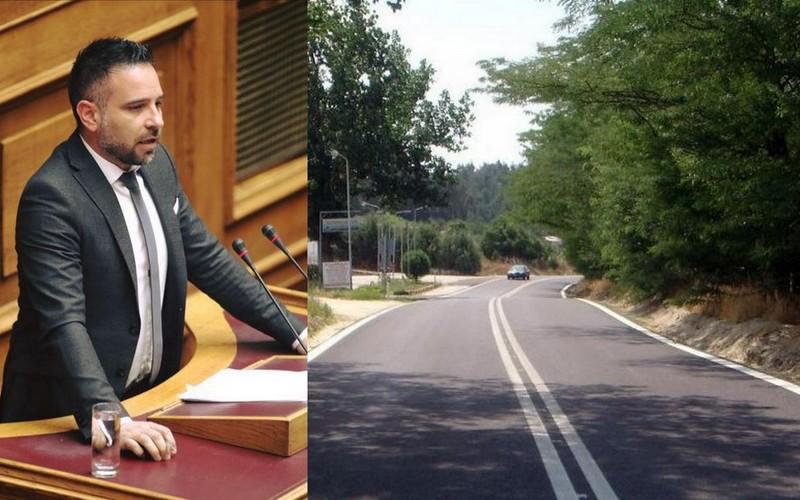 Γ. Κατσιαντώνης σε Σπίρτζη για την κατάσταση του εθνικού οδικού δικτύου Ελασσόνας