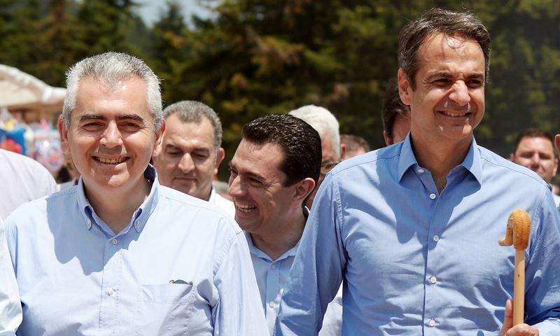 Μ. Χαρακόπουλος: Οι αγρότες κλαίνε με μαύρο δάκρυ!