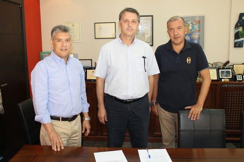 Ορκωμοσία νέου Περιφερειακού Συμβούλου της Λαϊκής Συσπείρωσης
