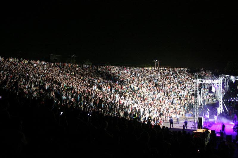 Οι εκδηλώσεις του Αυγούστου στο 46ο Φεστιβάλ Ολύμπου