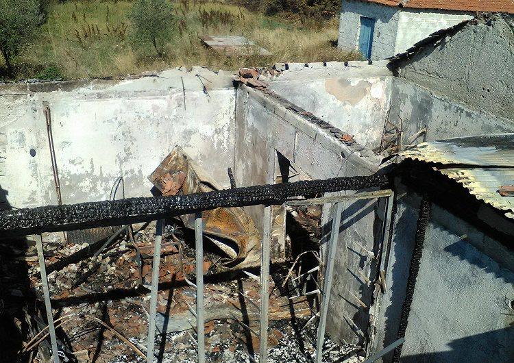 Κινητοποίηση πολιτών για υποστήριξη οικογένειας στη Γεράνεια που επλήγη από πυρκαγιά