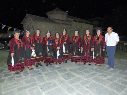 Με μεγάλη επιτυχία οι πολιτιστικές εκδηλώσεις στη Δολίχη