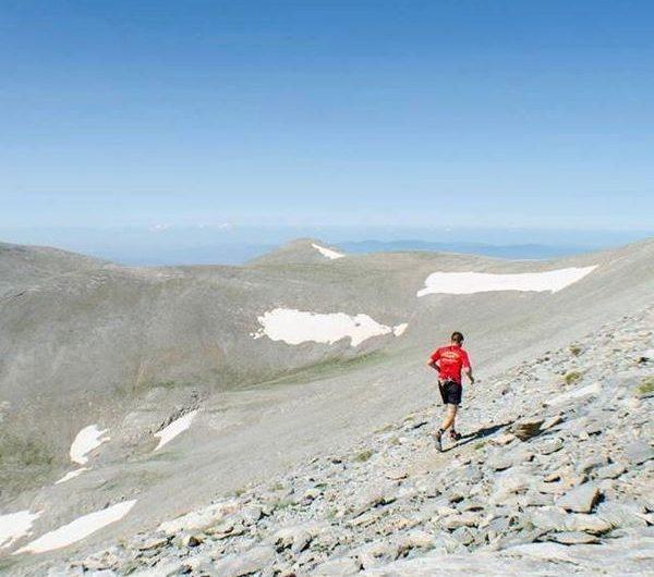 Ορειβατικός αγώνας ΖΕΥΣ στον Όλυμπο