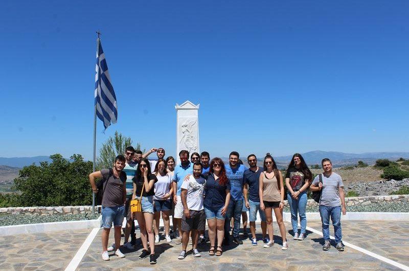 Πρόγραμμα ERASMUS για την ιστορική κληρονομιά στην Τσαριτσάνη