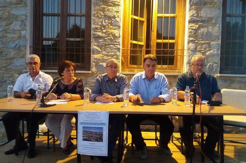 Πραγματοποιήθηκε η 2η Ημερίδα Τοπικής Ιστορίας στην Κρανιά