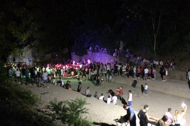 Πλήθος νέων στο RIVER PARTY που διοργάνωσε με μεγάλη επιτυχία ο Μ. Σ. Τσαριτσάνης