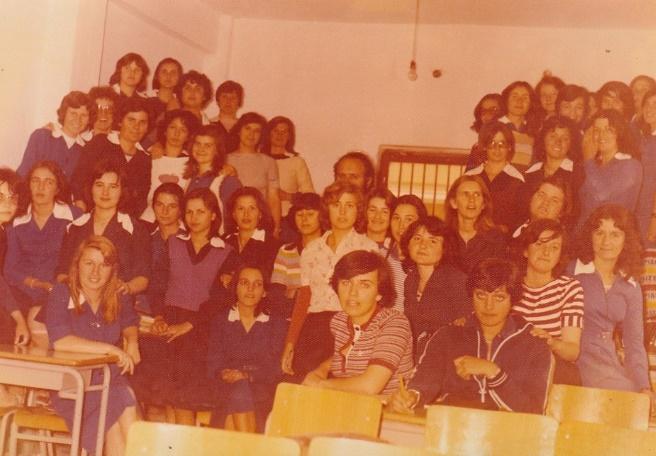 Συνάντηση αποφοίτων Λυκείου Θηλέων Ελασσόνας 1977