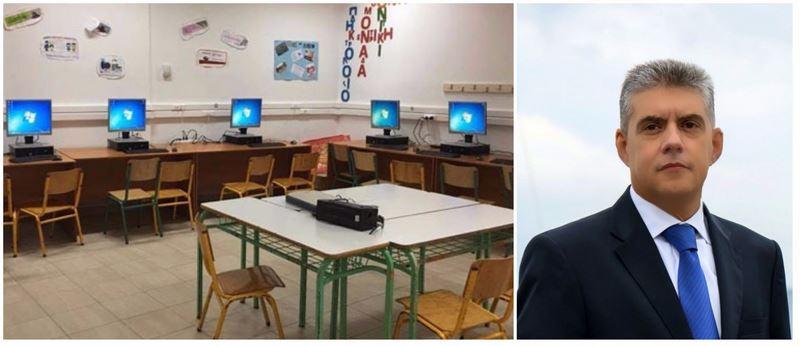 Ψηφιακό εξοπλισμό ύψους 5,5 εκατ. ευρώ αποκτούν σχολεία της Θεσσαλίας