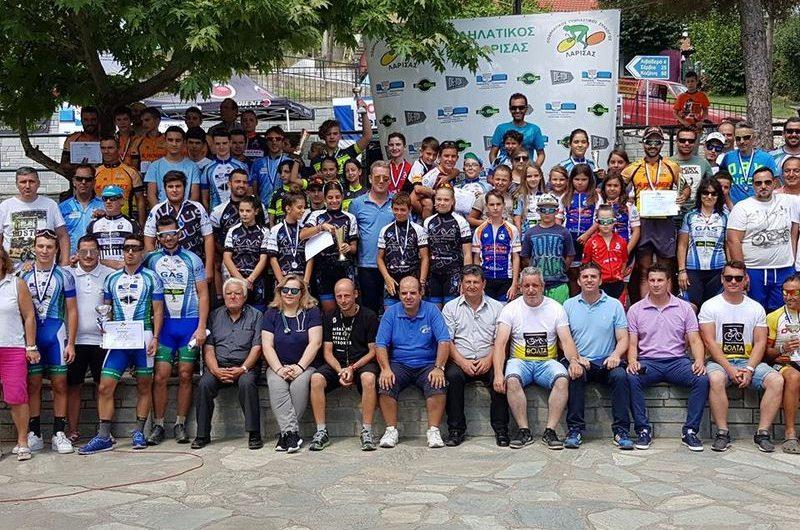 Με επιτυχία ο Διασυλλογικός αγώνας ορεινής ποδηλασίας στην Άκρη Ελασσόνας