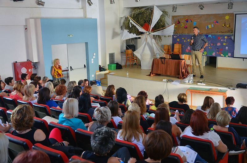 Σεμινάριο για την περιβαλλοντική εκπαίδευση στη Λάρισα από το ΚΠΕ Κισσάβου-Ελασσόνας