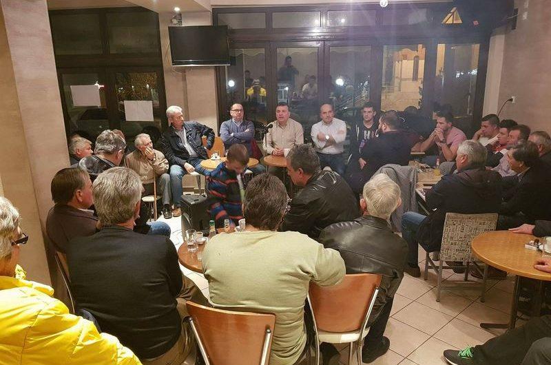 Λύση για το νερό του Δρυμού υπόσχεται ο Δήμαρχος Ελασσόνας