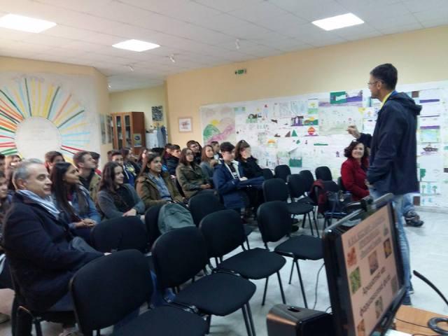 Επίσκεψη στο ΚΠΕ Ελασσόνας πραγματοποίησε το 1ο Λύκειο Τρικάλων