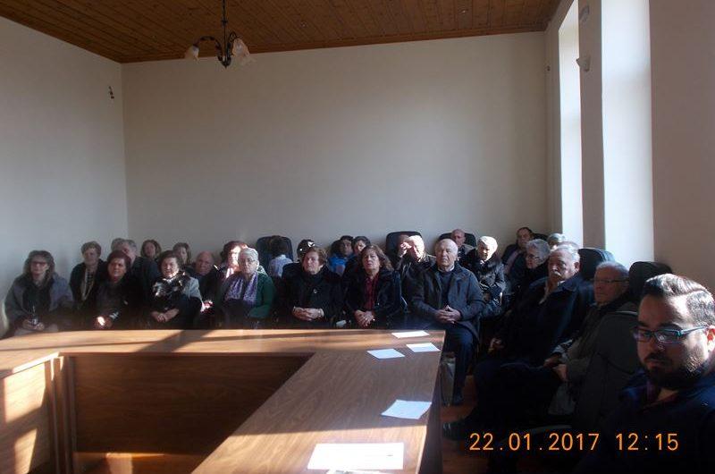 Γενική Συνέλευση και εκλογές στο Σύλλογο Απανταχού Αποδήμων Σκαμνιωτών