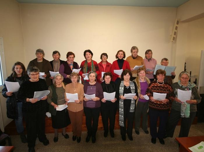 Χριστουγεννιάτικη εκδήλωση με τη χορωδία γυναικών Κρανέας Ελασσόνας