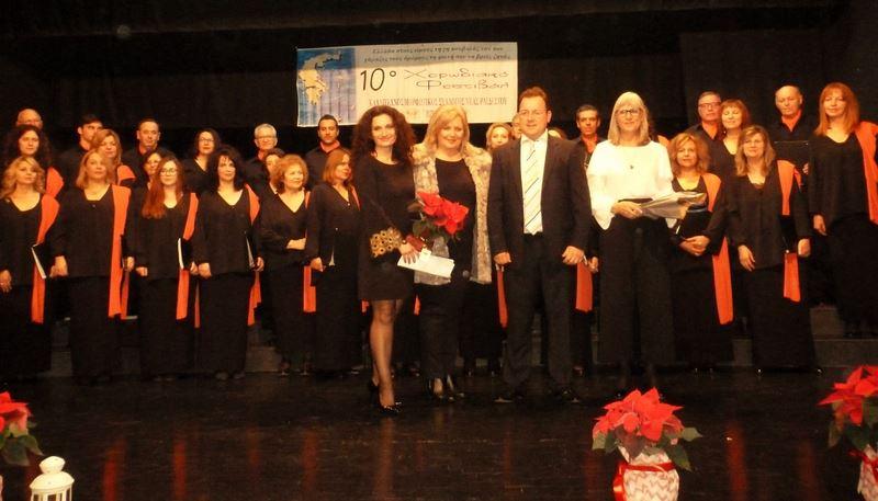 """Στη Θεσσαλονίκη η χορωδία """"musicArte"""" του Μουσικού Συλλόγου Ελασσόνας"""
