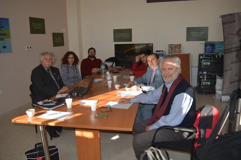 Τεχνική συνάντηση εταίρων του προγράμματος «KarlaSchool» για την Κάρλα