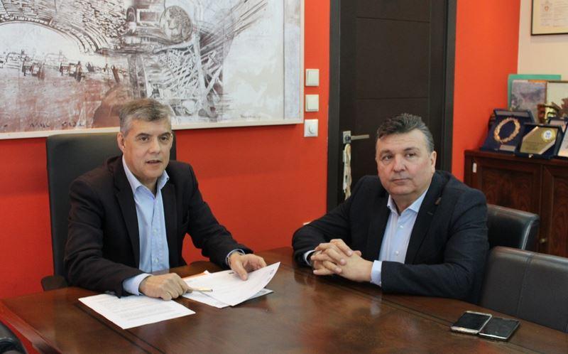 Δίκτυο αποχέτευσης και βιολογικό καθαρισμό αποκτούν Κρανιά και Τσαριτσάνη μέσω του ΕΣΠΑ Θεσσαλίας