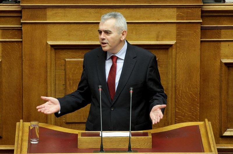 Μαξ. Χαρακόπουλος: «Άγριος εμπαιγμός των αγροτών για το Πετρέλαιο!»