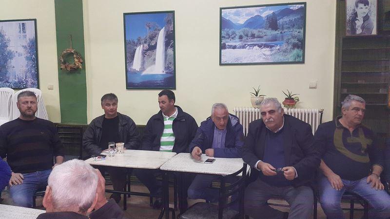 ΣΥΡΙΖΑ Λάρισας: Συζήτηση για τον πρωτογενή τομέα στο Δαμάσι