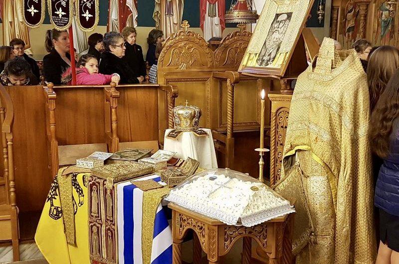 Χαρακόπουλος-Κέλλας-Κατσιαντώνης για την Κυριακή της Ορθοδοξίας στην Τσαριτσάνη