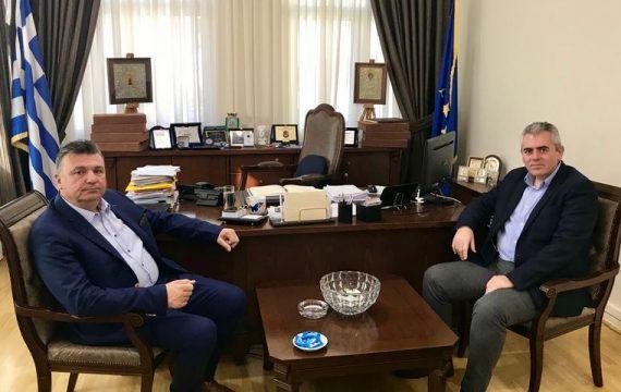 """Χαρακόπουλος: «Στις """"ελληνικές καλένδες"""" η Γαλακτοκομική Σχολή Ελασσόνας;»"""