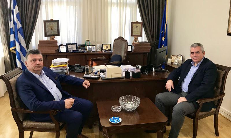 Υπεύθυνη ενημέρωση για την ίδρυση Γαλακτοκομικής Σχολής Ελασσόνας ζητά ο Μαξ. Χαρακόπουλος