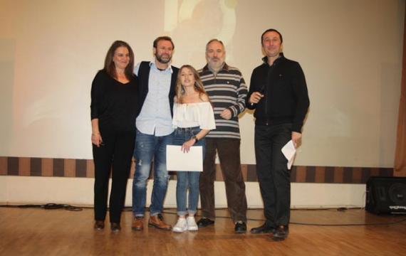 Ειδική διάκριση για το ΕΠΑΛ Τυρνάβου στο 10ο Διεθνές Φεστιβάλ Κινηματογράφου Λάρισας