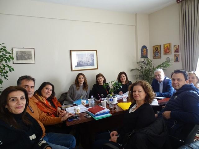 Ενημερωτικές συναντήσεις για το LEADER πραγματοποιεί η ΑΕΝΟΛ στο Νομό Λάρισας