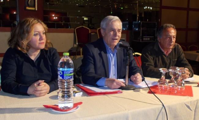 Γ. Πασχόπουλος: 5 χρόνια χαμένα – Συστράτευση δυνάμεων απέναντι στη χειρότερη διοίκηση που είχε ποτέ η Επαρχία μας