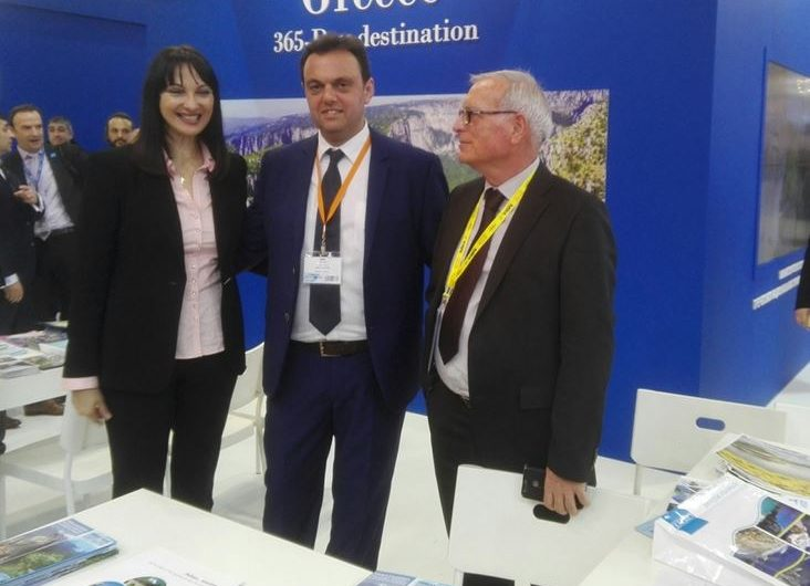 """Στη Διεθνή έκθεση τουρισμού της Ρωσίας """"MITT 2018"""" η Περιφέρεια Θεσσαλίας"""