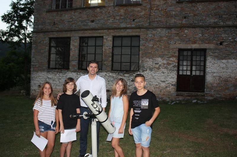Στον Κοκκινοπηλό τoν Ιούνιο το 2o Φεστιβάλ Αστρονομίας και Αστροφυσικής