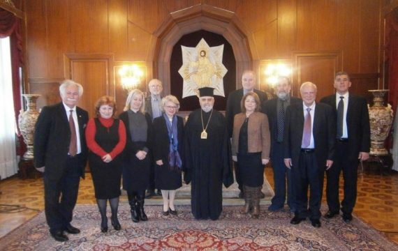 Στο Οικουμενικό Πατριαρχείο αντιπροσωπεία του «Δικτύου Περραιβία»