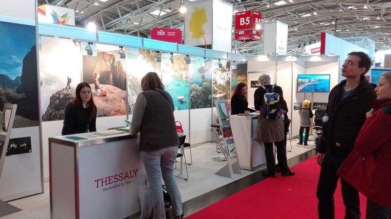 Σε έκθεση εναλλακτικού τουρισμού στο Μόναχο η Περιφέρεια Θεσσαλίας