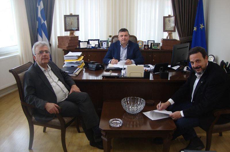 """Μελέτη επέκτασης σχεδίου Λιβαδίου – """"Τα κατάφερε"""" ο πρόεδρος του Δ.Σ. Ελασσόνας Αντ. Μπίσμπας"""